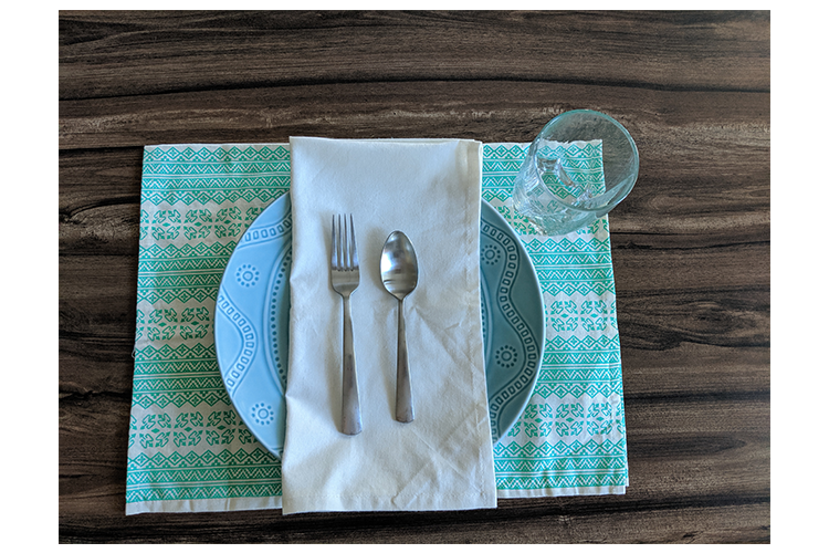tea towel  napkin
