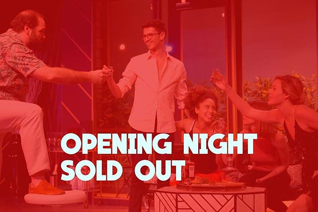 Tonight: Opening Night for #imposterplay!  We're honored to share our work with a sold out crowd. Thanks for your energy and support.  Tickets available for February dates. Link in bio.