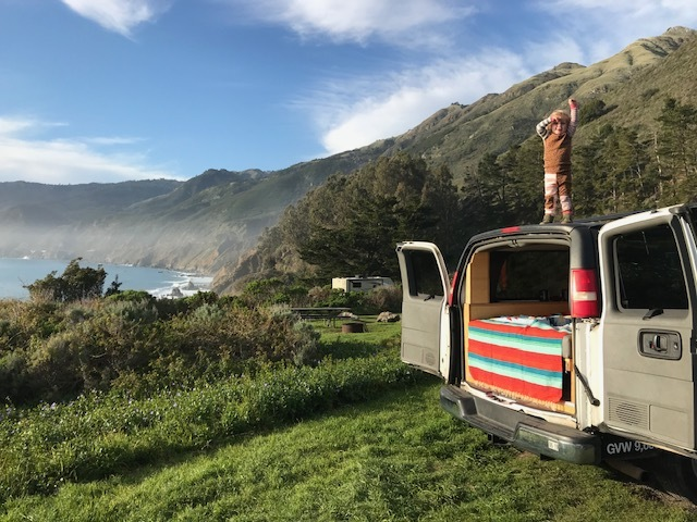 Views from our campground.