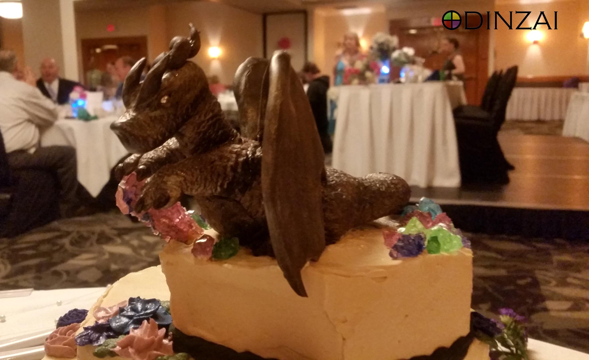 Dragon Fantasy Wedding