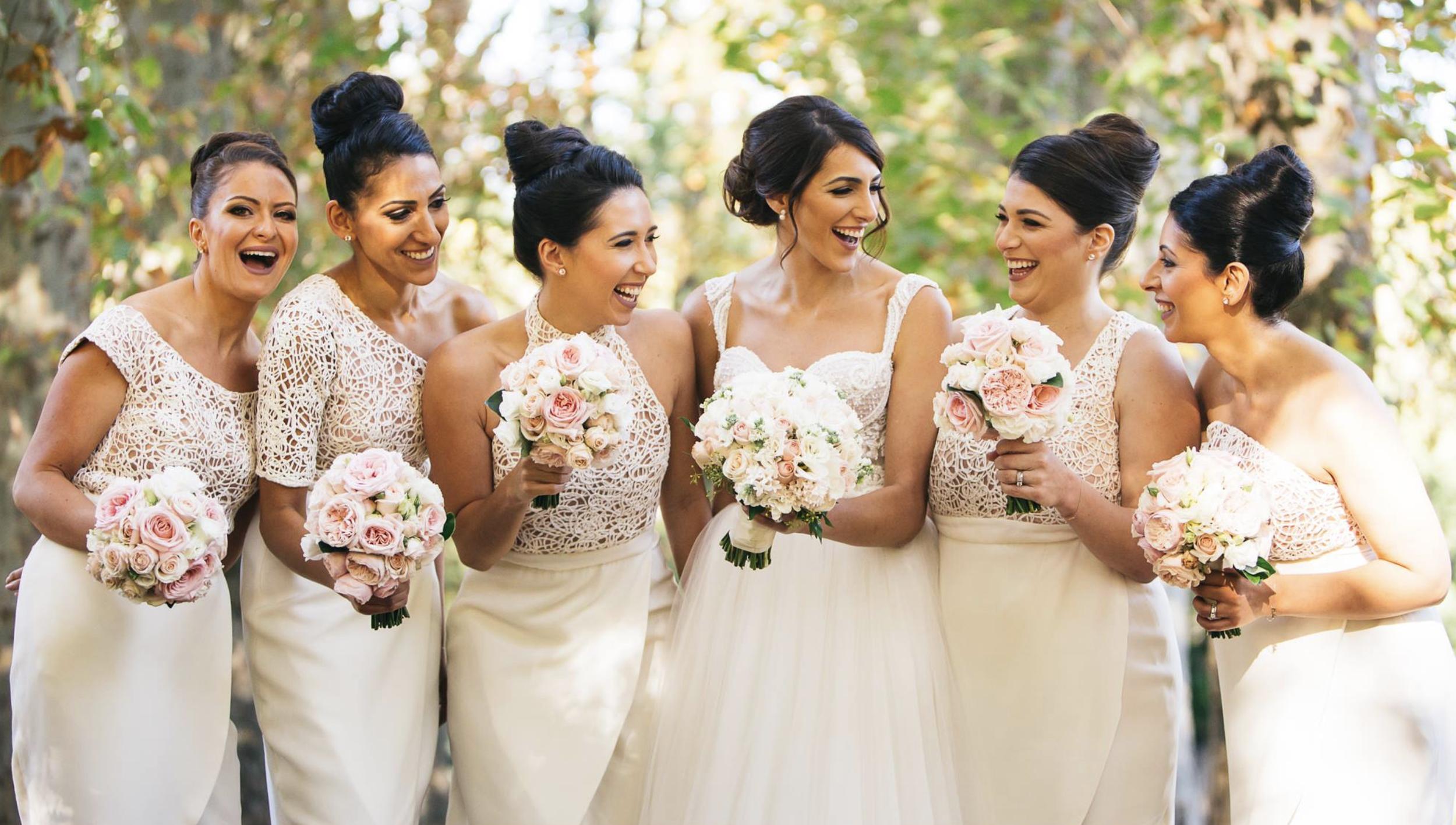 wedding florist meblurne