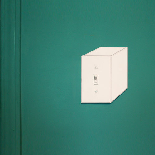 white-switchplate