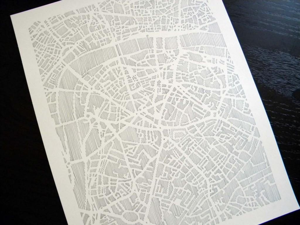 london 11x14