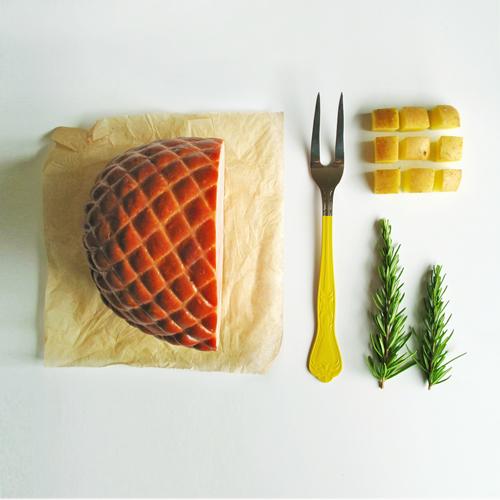 ham yellow sq