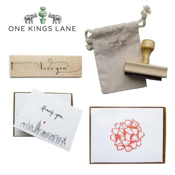 one-kings-lane-paperfinger-sale