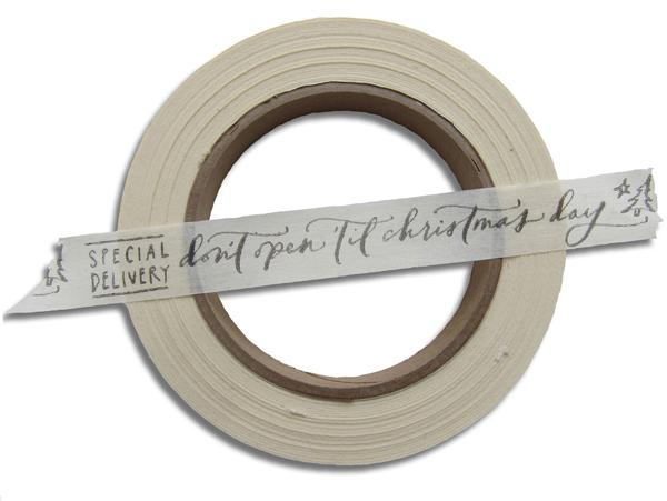 paperfinger-christmas-packingtape