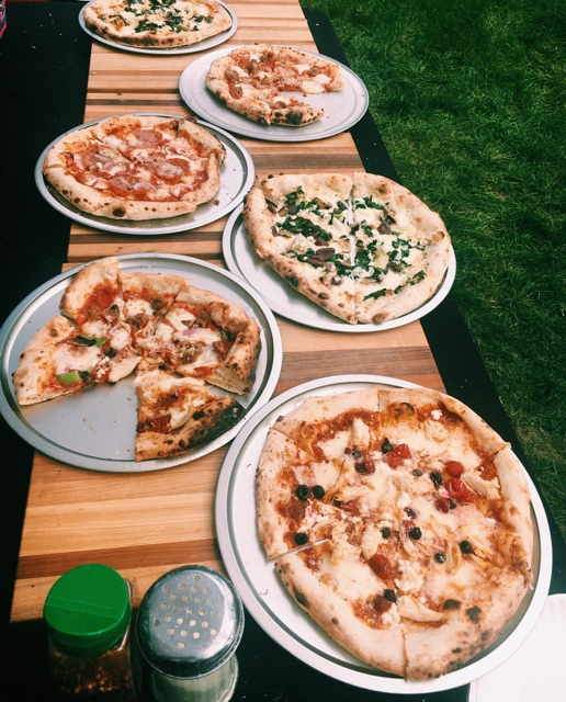 PIZZA (CATERING BUFFET STYLE)