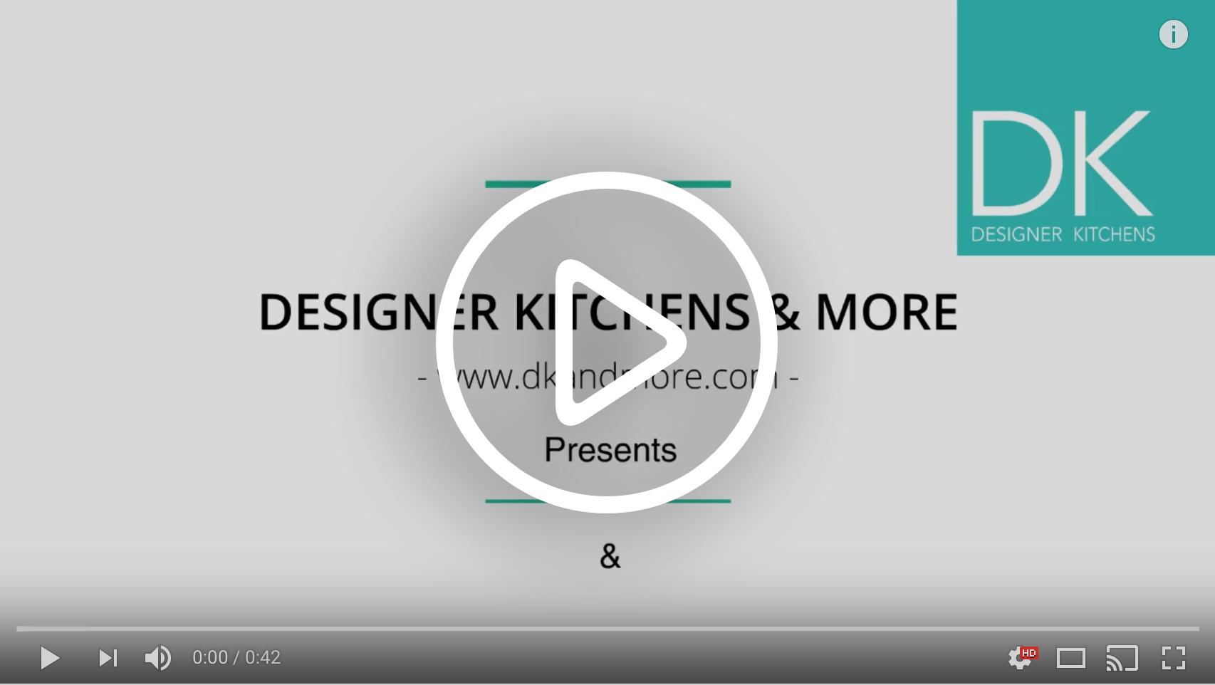 Designer Kitchens and More