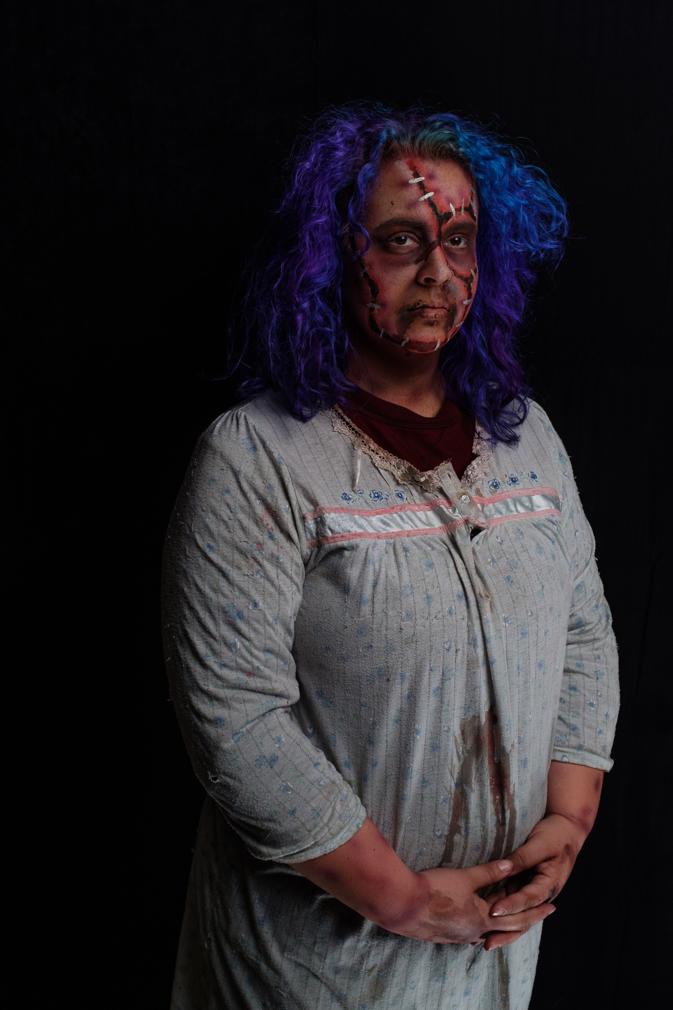 Photo By Danny Alexander  Makeup: Myself  Actress: Alyssa Hilger
