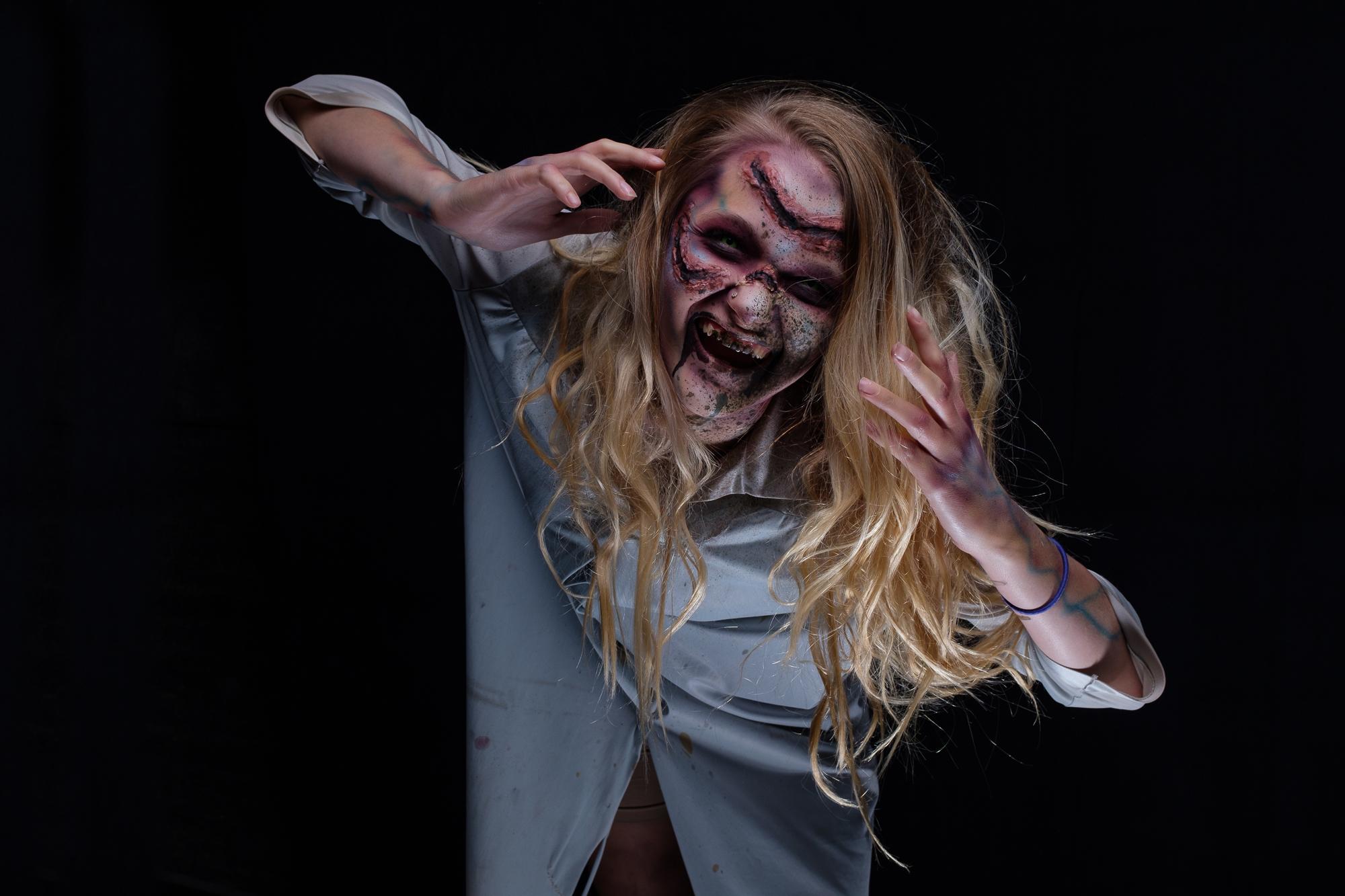 Photo by Danny Alexander  Makeup: Myself  Actress: Victoria Green
