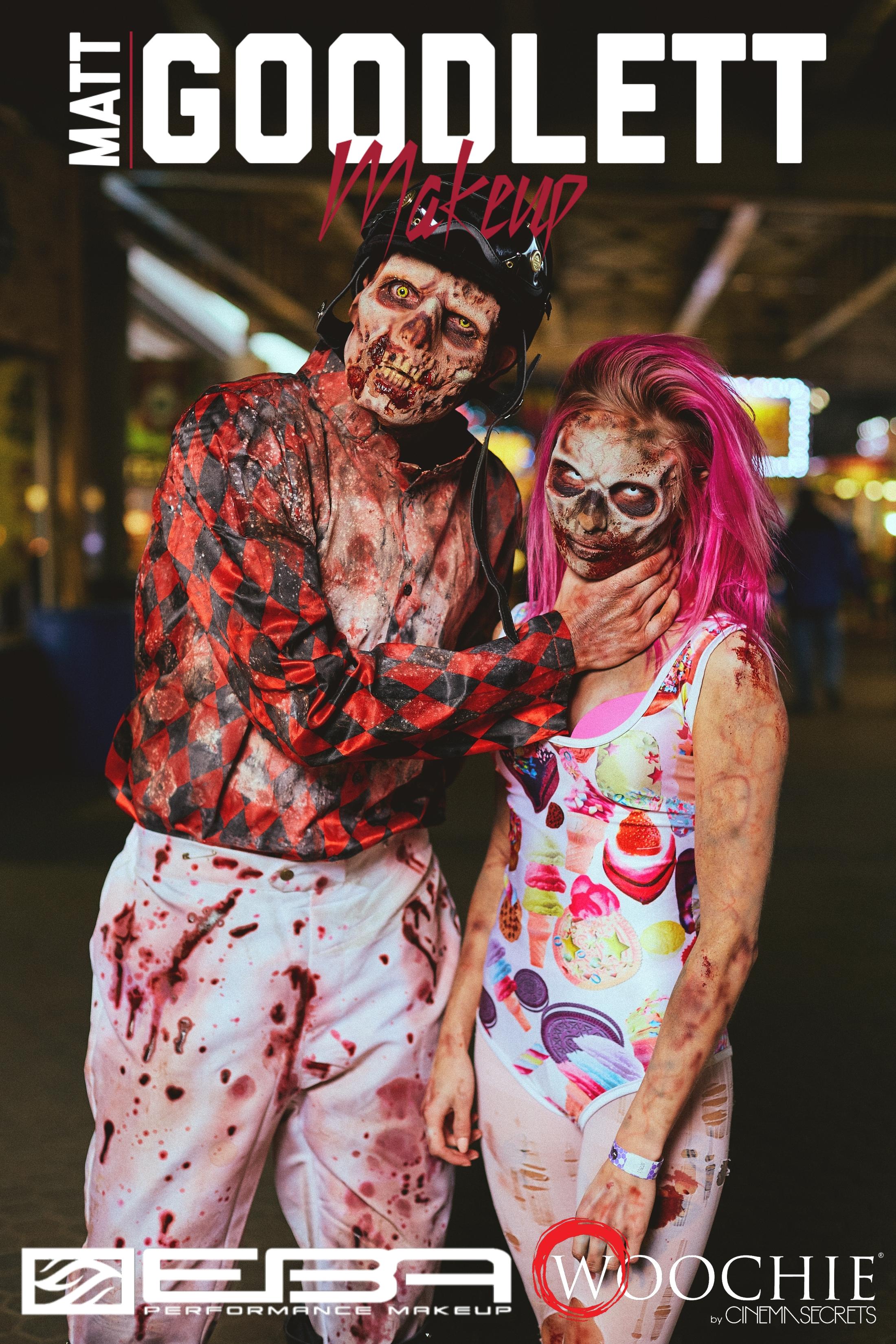 Photo of Jeff and Tabby by Tate Chmielewski