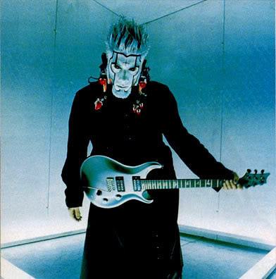 photo of Wes Borland