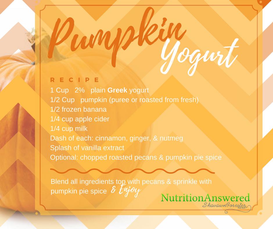 pumpkinyogurt
