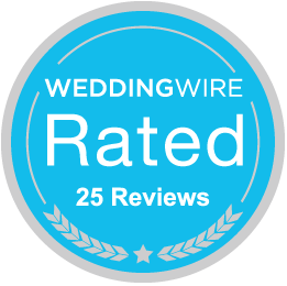 CHeck out our reviews on wedding wire!