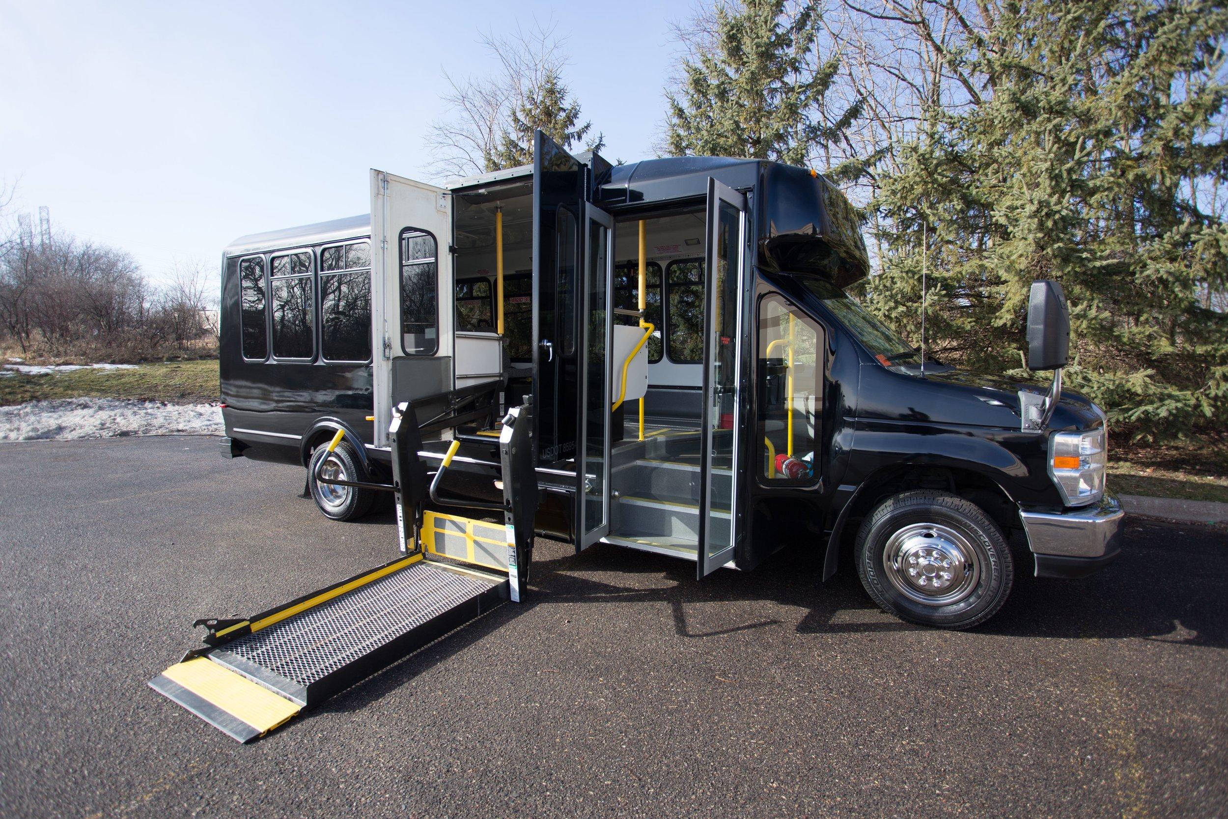 ADA Shuttle Transportation