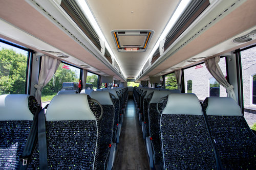 Charter Motorcoaches - Our motorcoach fleet allows us the ability to specialize in providing group ground transportation for large events, not only locally but throughout the country for our clients. As the official transportation partner for the 2016 Ryder Cup, and the 2018 Minnesota Super Bowl Host Committee, we understand the importance of on-time arrivals and the coordination that it takes to efficiently operate a large and diverse fleet of chauffeur driven vehicles on a grand scale.