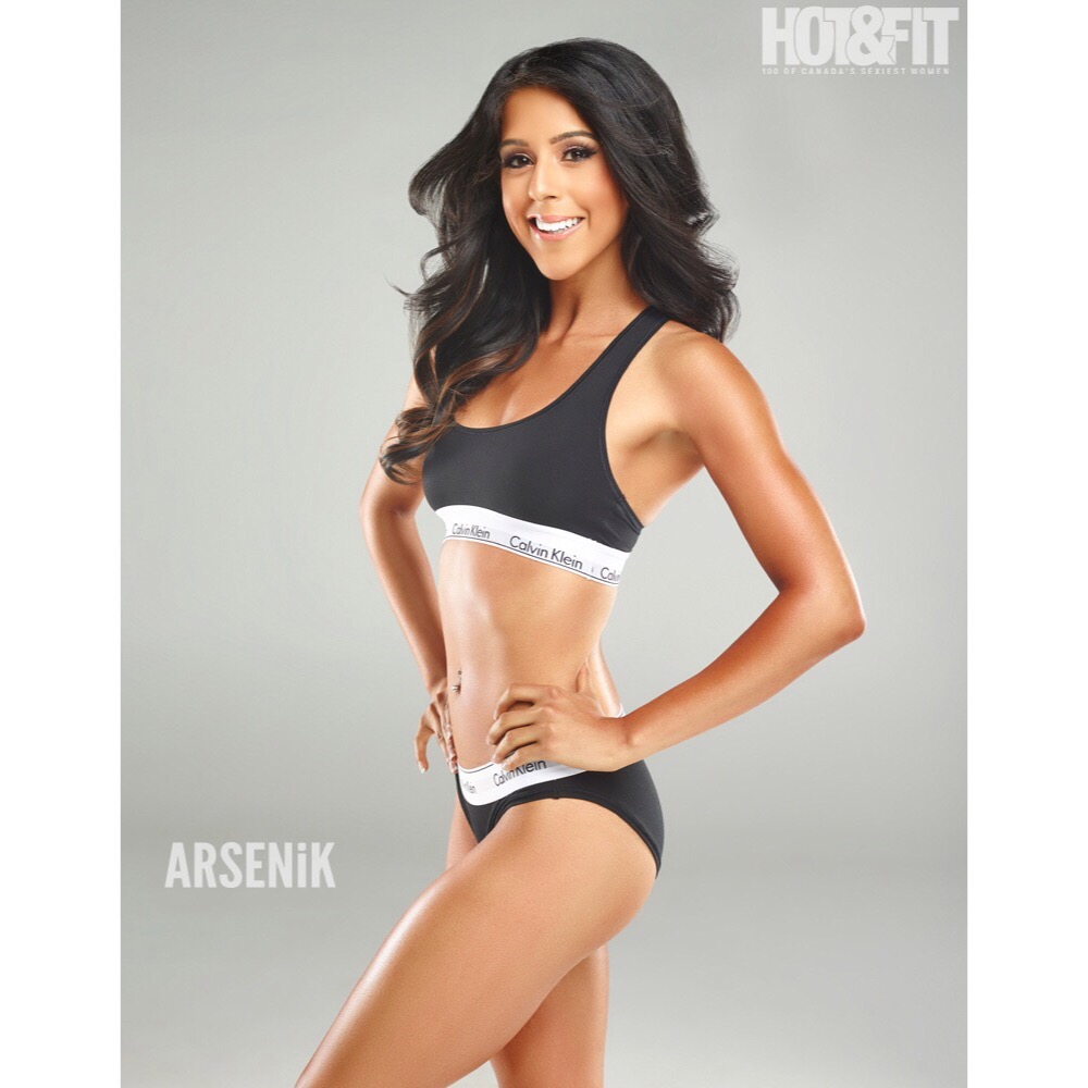 Inside Fitness Hot & Fit Magazine Feature- January 2017 Issue
