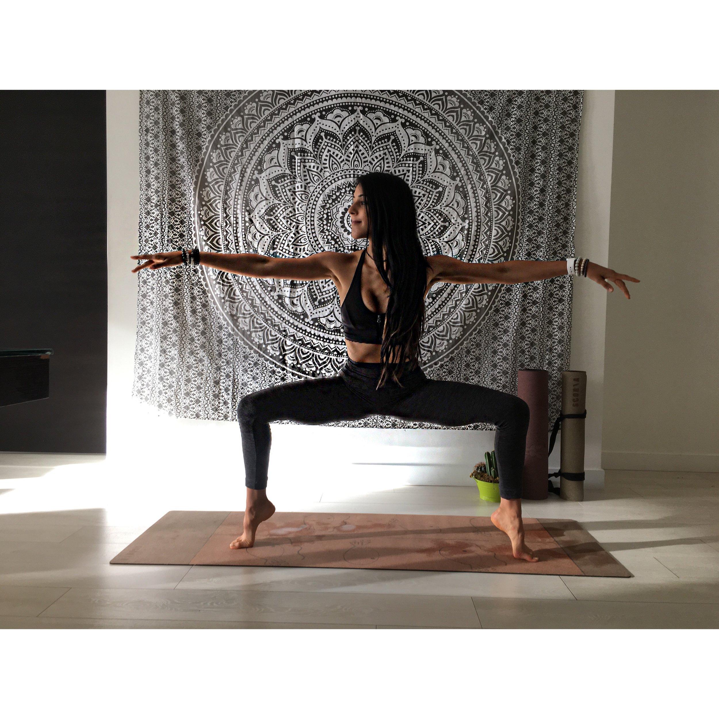 Scoria World Yoga- Video Shoot