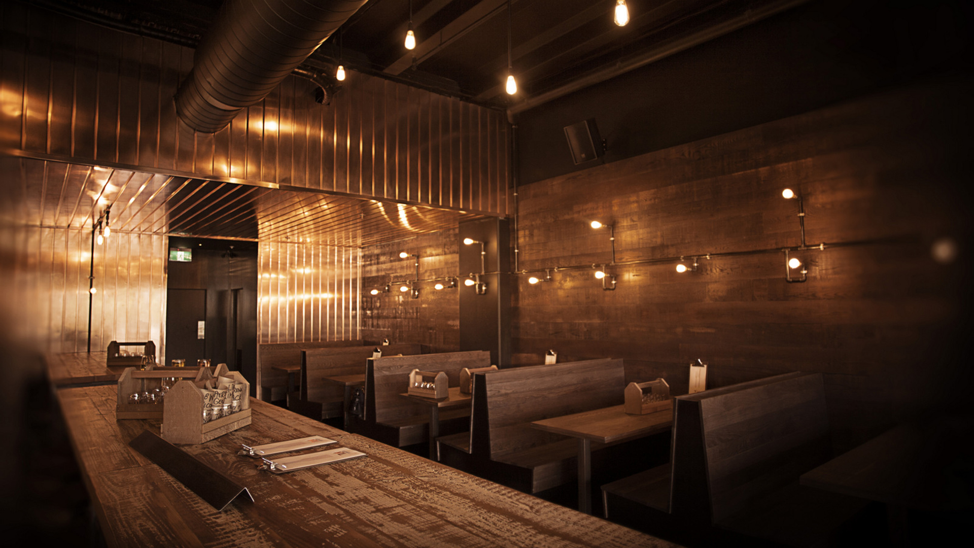 Sixteen Tun - Asked to design a bar, we created a destination.