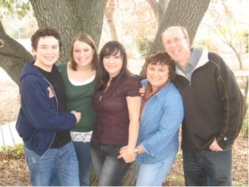2007: Family trip to North Carolina