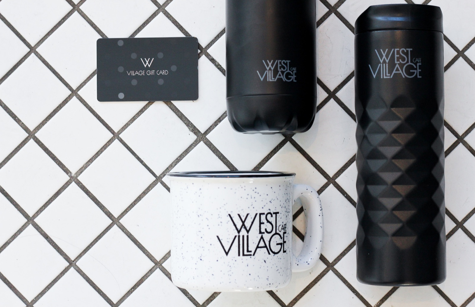West Village cafe -
