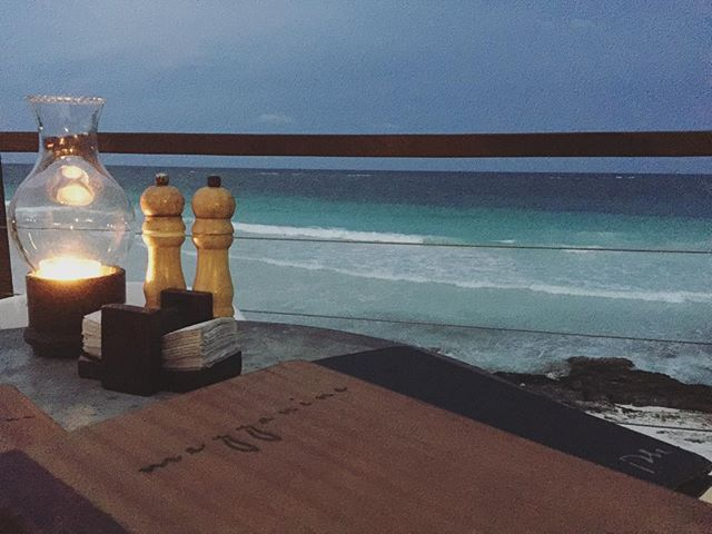 BRB, one of our crew out in Tulum @ mezzanine hotel - still magical #audiospace #tulum #vancity