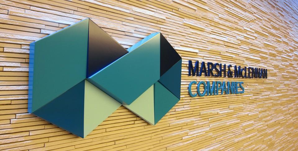 MARSH & MCLENNAN - Coming soon.....