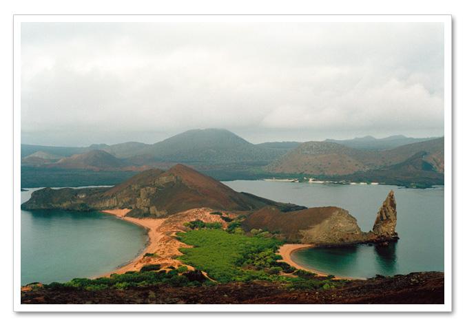Galapagos,  Leslie Long   Poetry: Honeysuckle, Marlo Starr