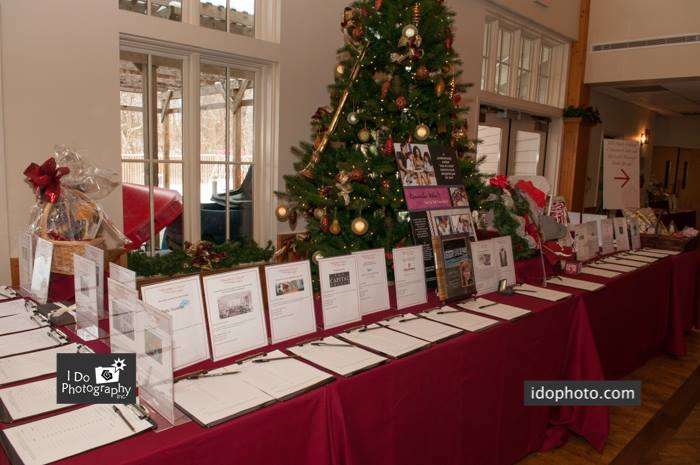 Jill's House Christmas Brunch and Auction