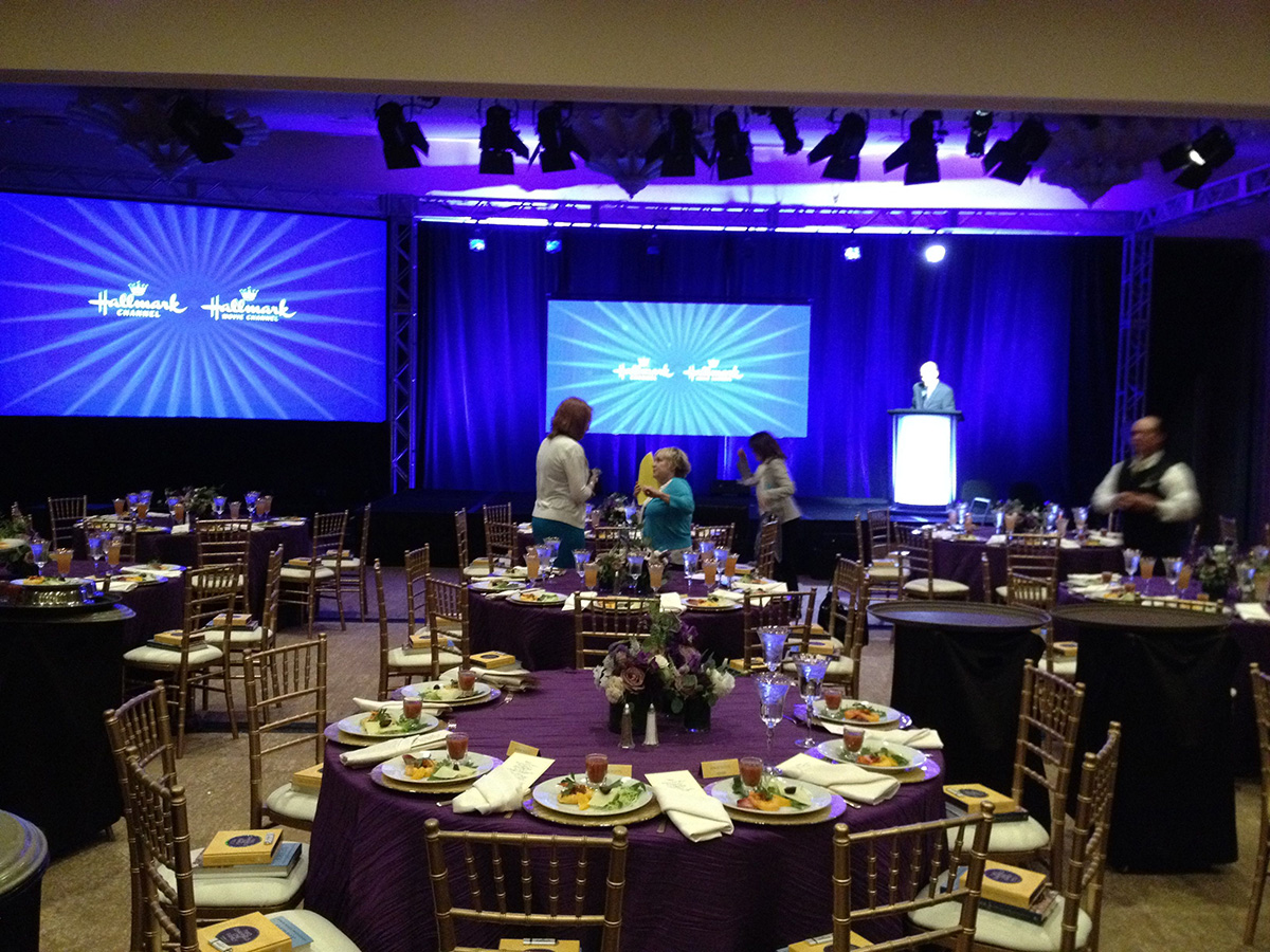 2012 Crown Media TCA Lunch