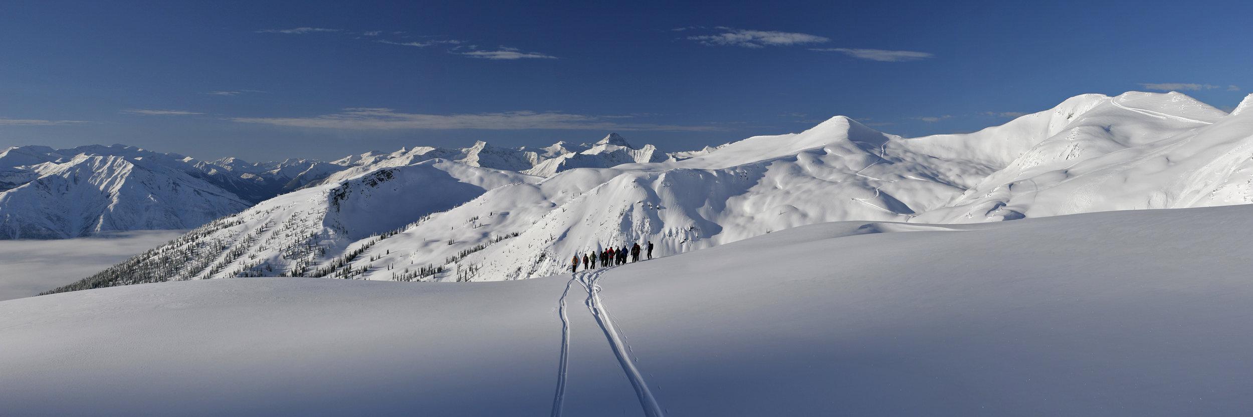 High Country Ski Guides Ski Touring