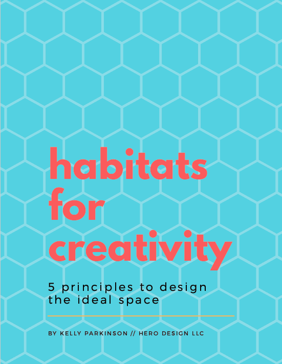 White paper: - Habitats for Creativity5 principles to design the ideal space