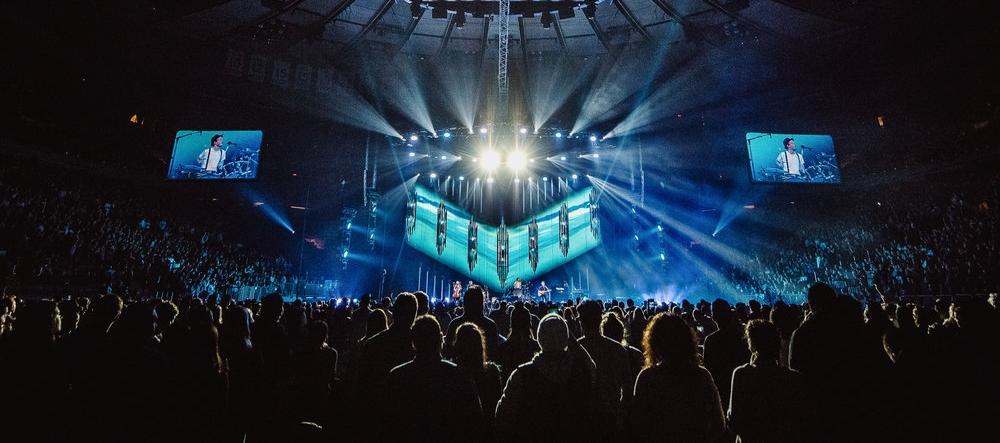 "Lumineers 2017 ""Cleopatra World Tour"""