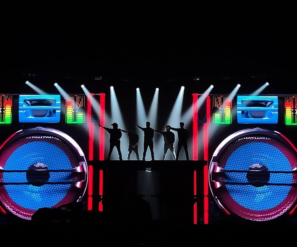 New Kids On The Block 2019 Mixtape Tour