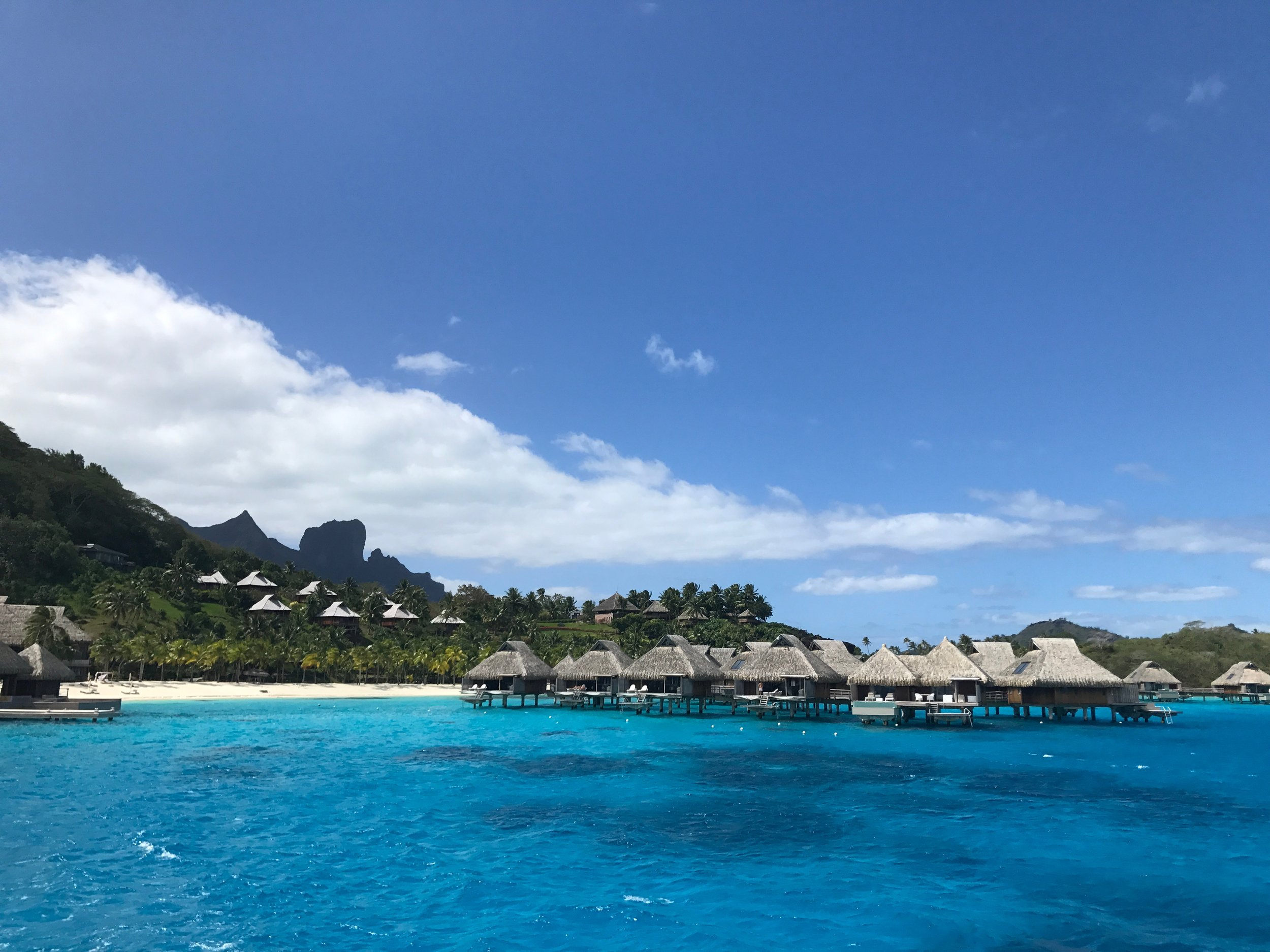 The Conrad Bora Bora: Our home for a week!