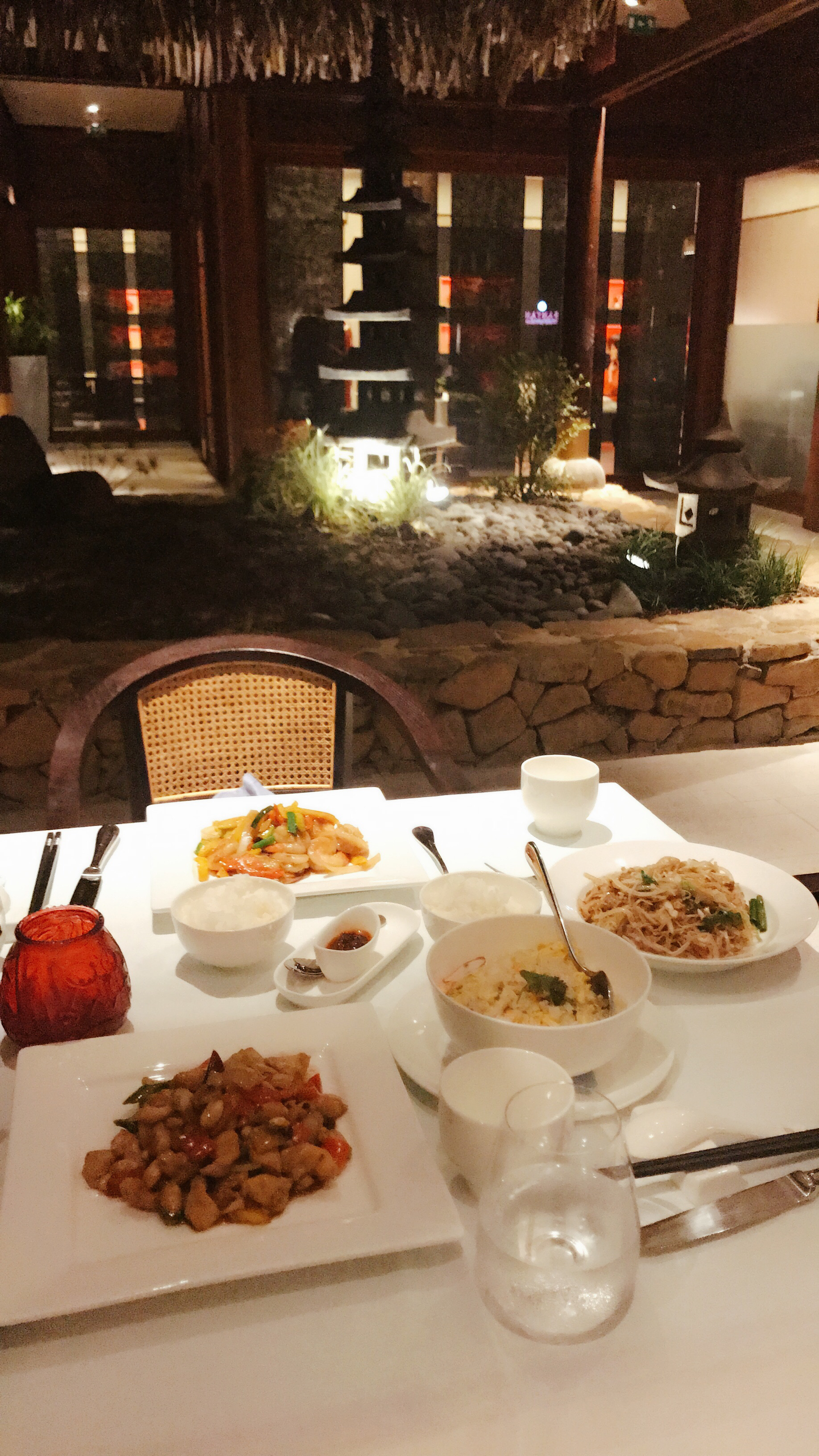 Switch it up and have some Chinese Food at Bayan Restaurant