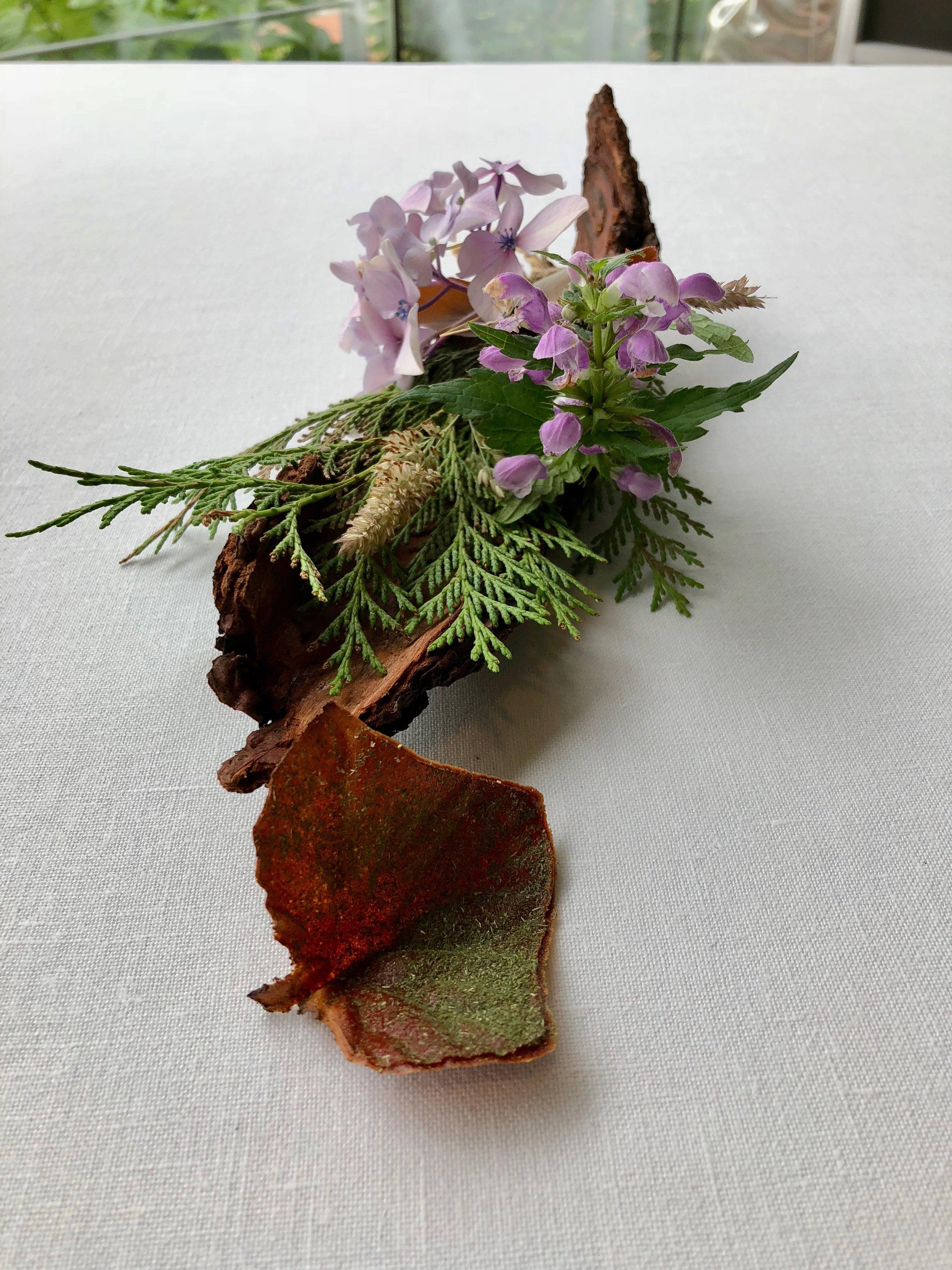 11. Spring Leaf