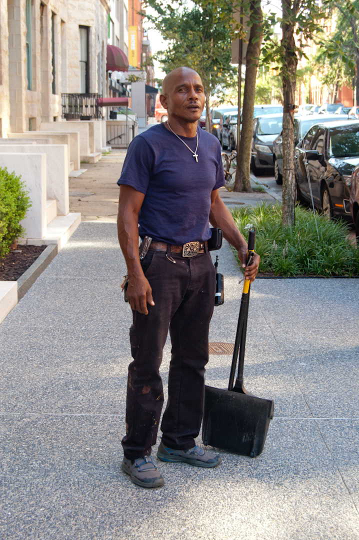 """I was here from the construction phase five years in the making; I was chief engineer of the Ivy Hotel. Basically in historical Mount Vernon I've been in this area since 1999. This hotel is one of the best new start hotels in Baltimore. They do great photo shoots here, my goodness, a great place to work from all over."""