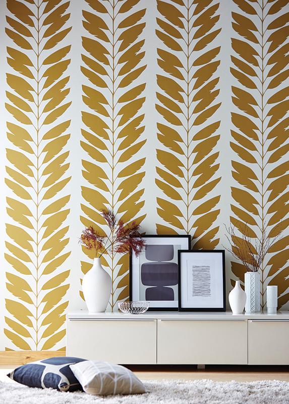Scion Lokho Malva Cinnamon wallpaper