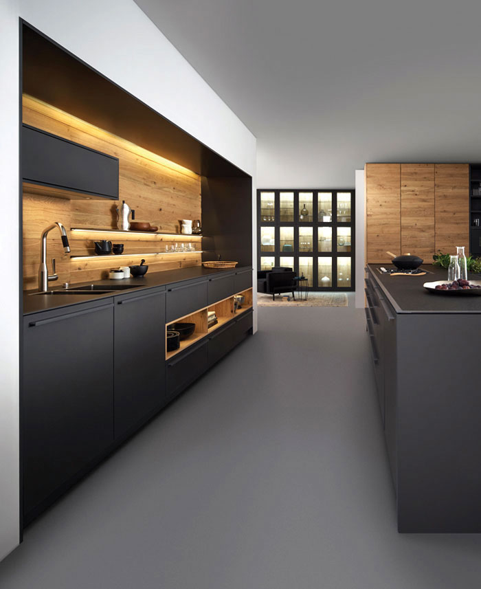 New at Palazzo Kitchens - Leicht high-quality German manufactured kitchens, featuring timeless, modern colours and design, and sophisticated materials and equipment – Leicht kitchens beautifully reflect the architectural tone and quality of your build.
