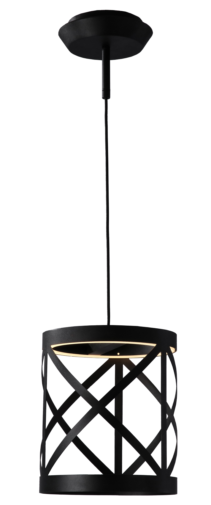 Lucy:  A modern LED strip pendant suitable for the dining room or bedrooms.