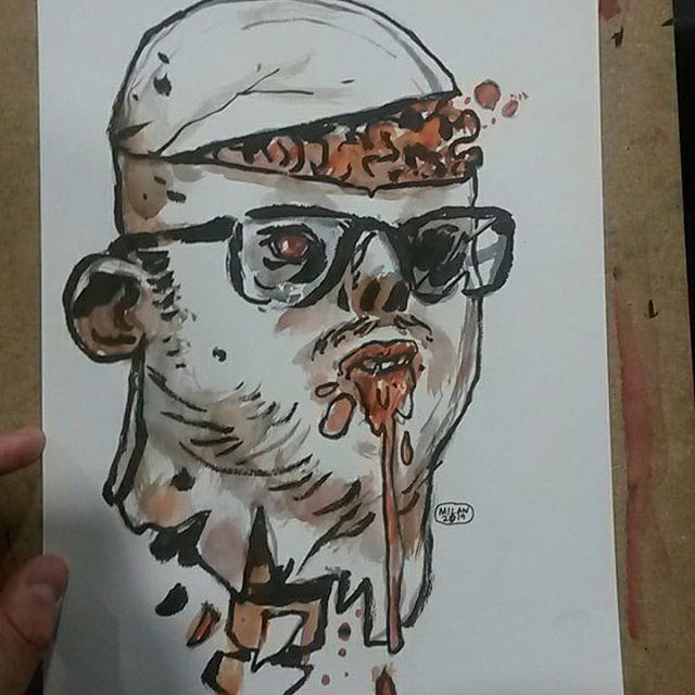 #fantasybasel #assimofos #zombie #portraits
