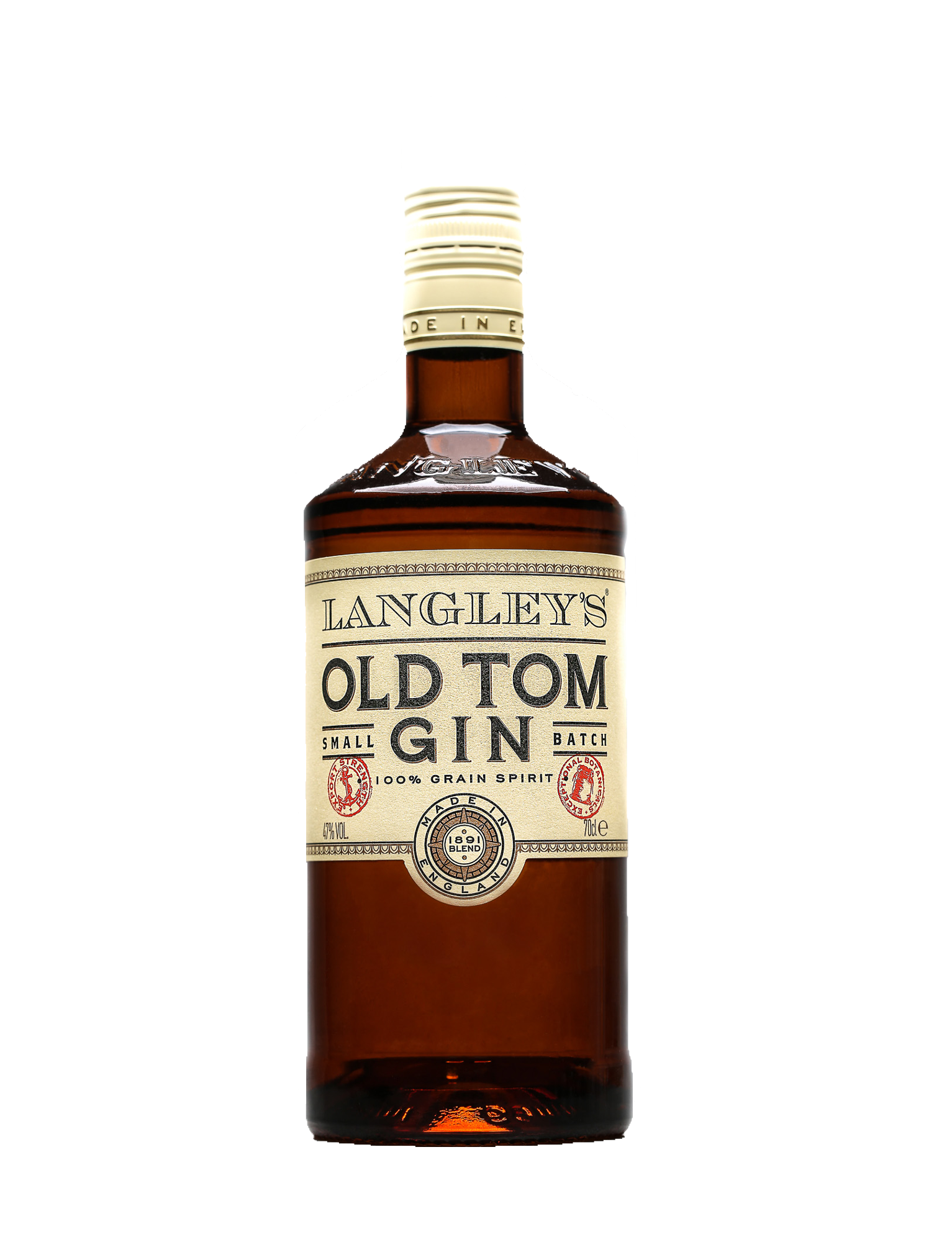 Langley's Old Tom Gin Transparent-gallery.png