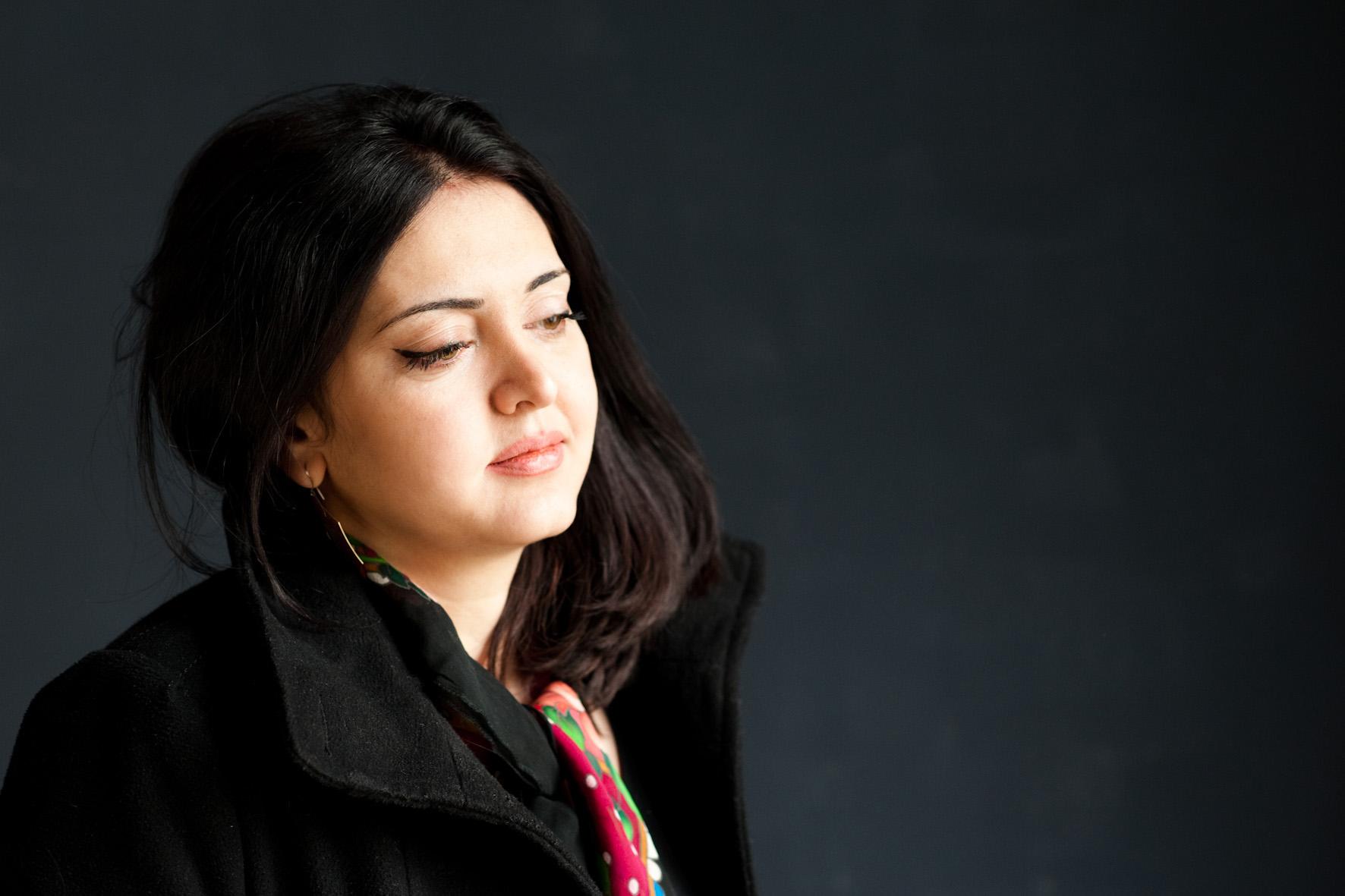 Rasha Abbas (Photo by Heike Steinweg)