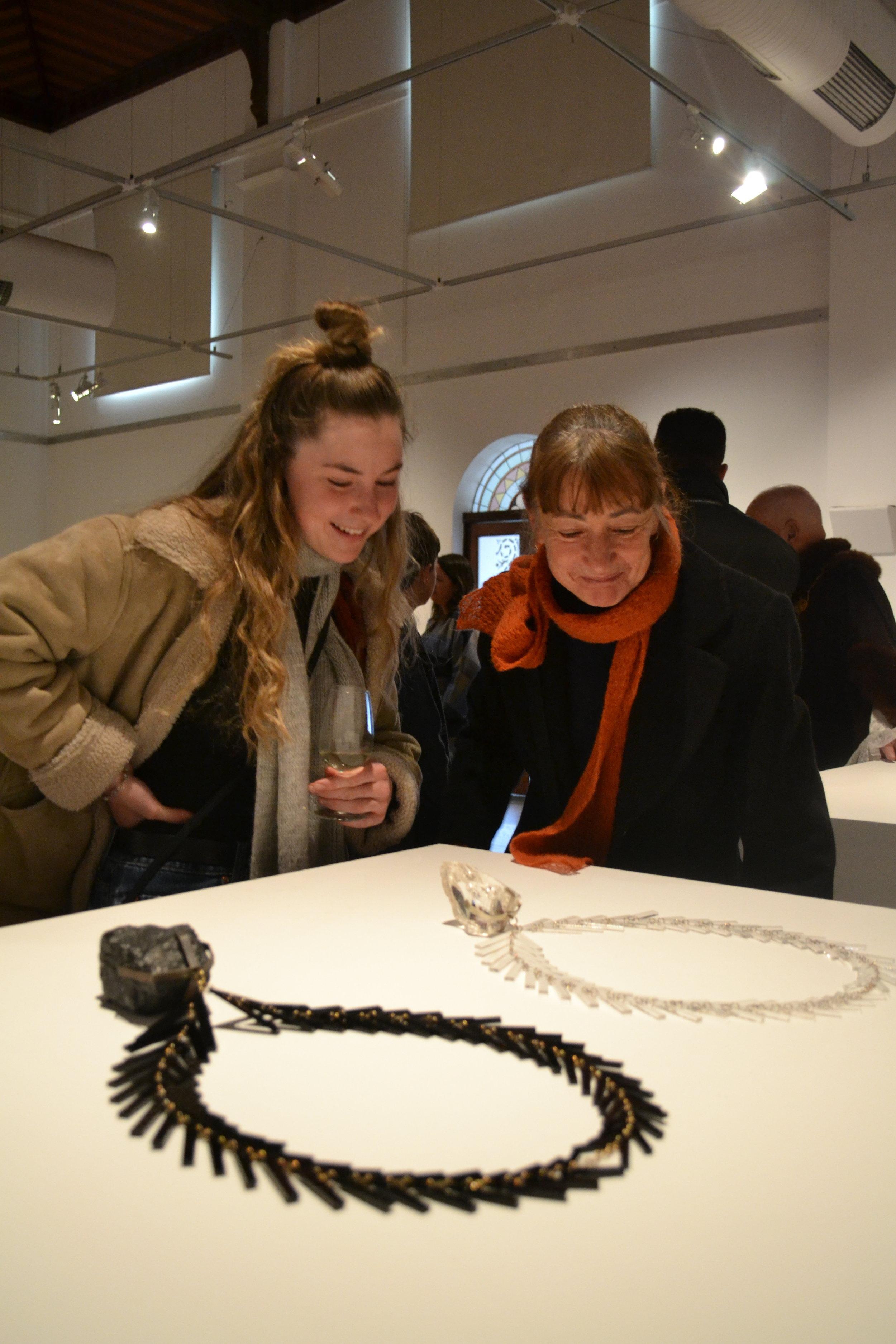 Regional Touring Exhibition Mayoral Chain at Wangarratta Art Gallery