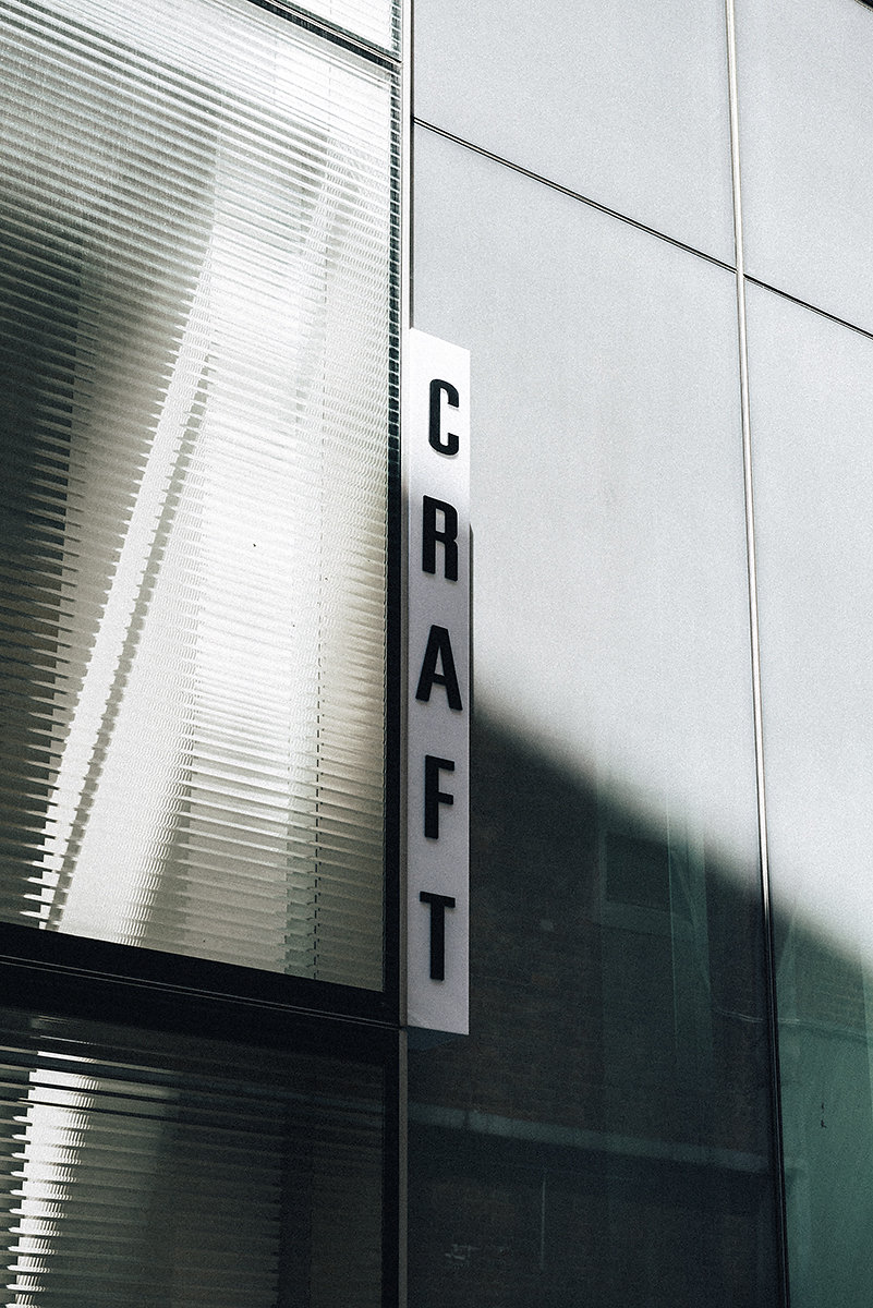 Craft's New Home -