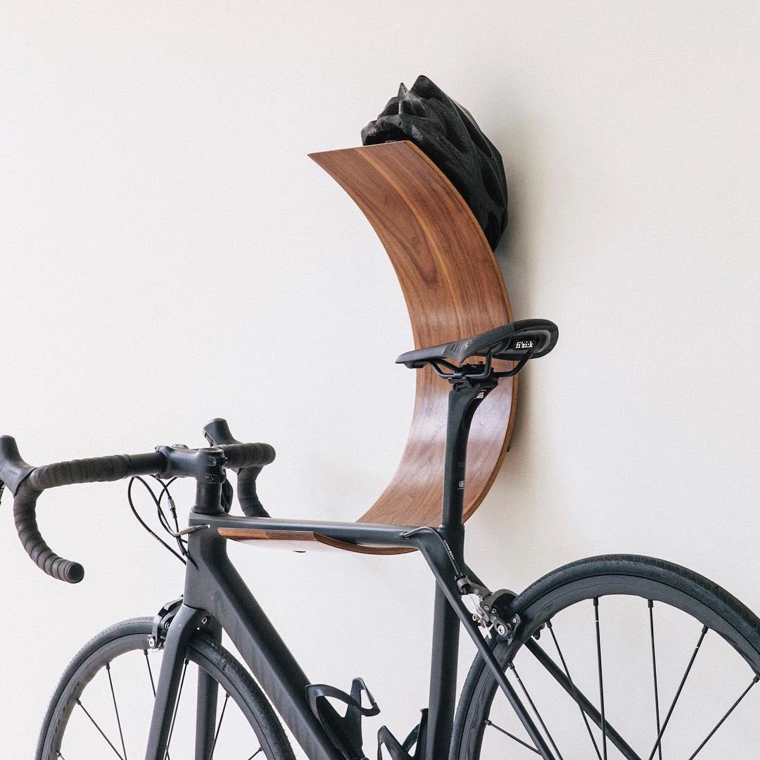 Olas Design,  GH Bike Rack.  Photo - Andy Mullens