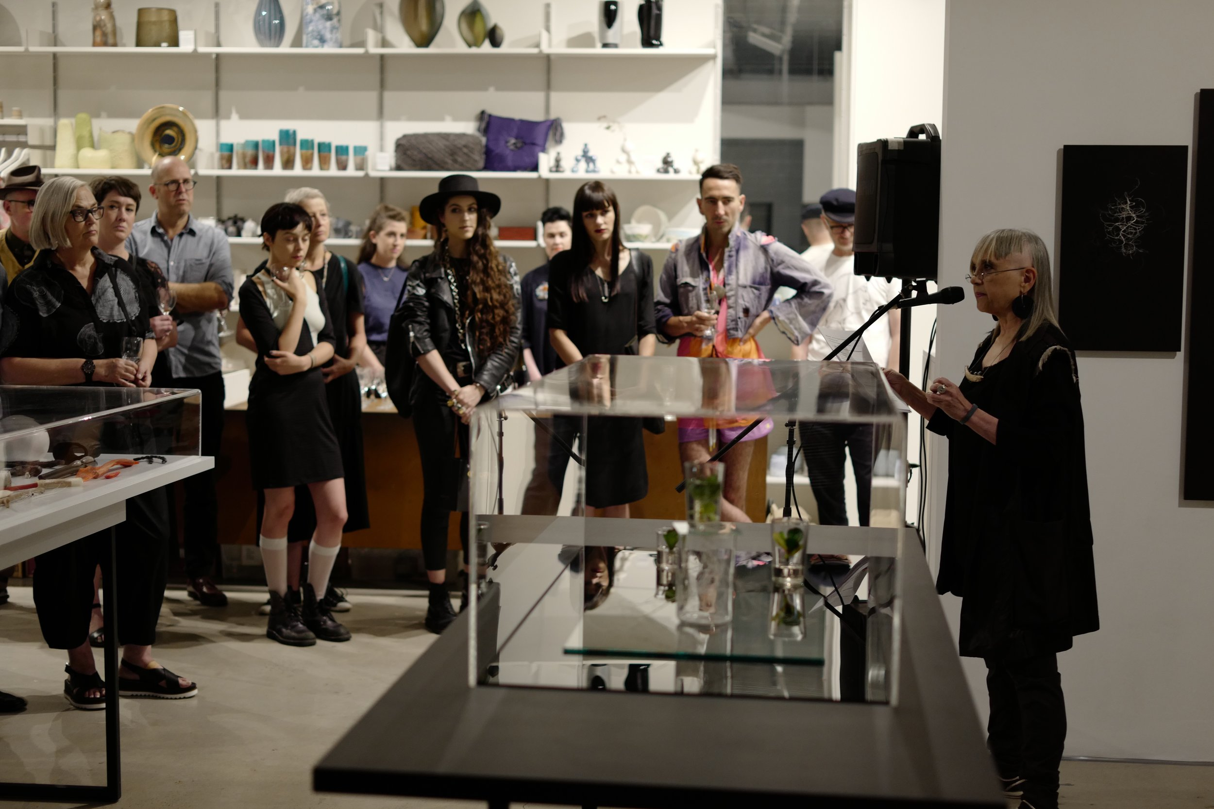 Craft Victoria_Catherine Truman_No surface holds_2019_Opening event_Photography Thomas Lentini_L1080945.jpg