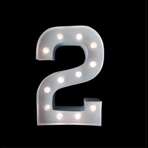 '2' LIGHT