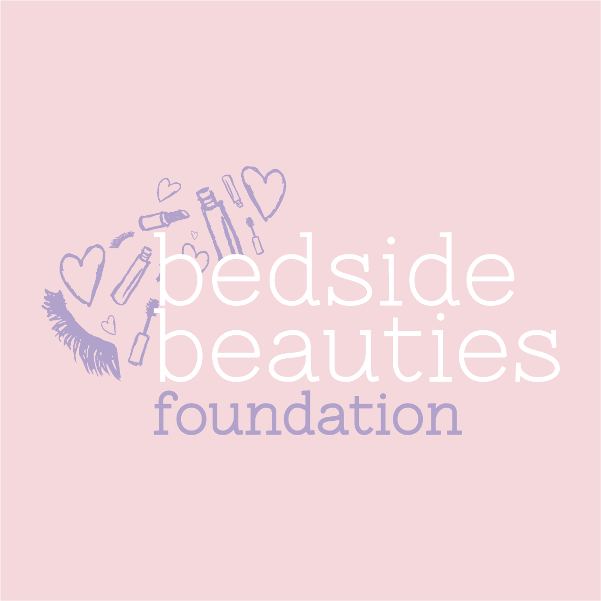Sub logo design was created to provide beauty support services (mini makeovers, education about safer beauty) to women in the hospital undergoing cancer treatment as an initiative by Clean Beauty. - Mock up templates courtesy from graphicsfuel.com